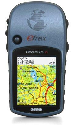 Garmin eTrex GPS picture